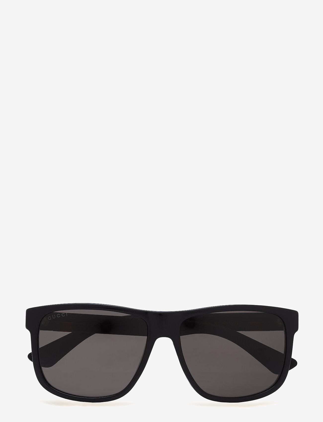 Gucci Sunglasses - GG0010S - black-black-grey - 0