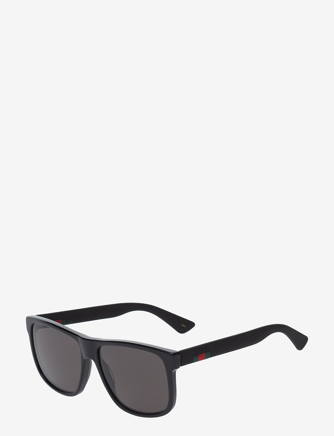 Gucci Sunglasses - GG0010S - d-muotoiset - black-black-grey