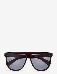 Gucci Sunglasses - GG0582S - okulary przeciwsłoneczne w kształcie litery d - havana-havana-blue - 0