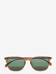GG0547SK - d-shaped - brown-brown-green