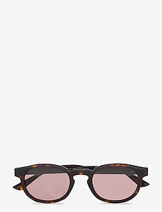GG0825S - ronde zonnebril - havana-havana-brown