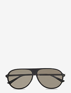GG0829SA - piloten zonnebril - black-ruthenium-grey