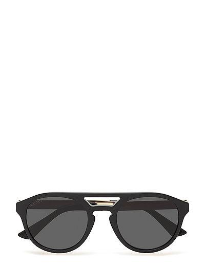Gg0689s Pilotensonnenbrille Sonnenbrille Schwarz GUCCI SUNGLASSES