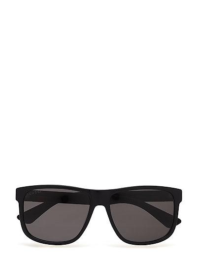 Gg0010s Wayfarer Sonnenbrille Schwarz GUCCI SUNGLASSES