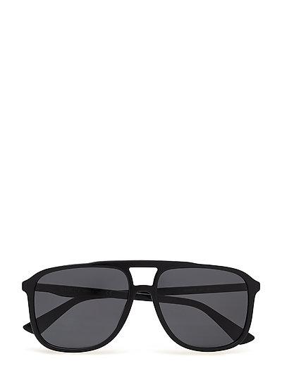 Gg0262s Pilotensonnenbrille Sonnenbrille Schwarz GUCCI SUNGLASSES