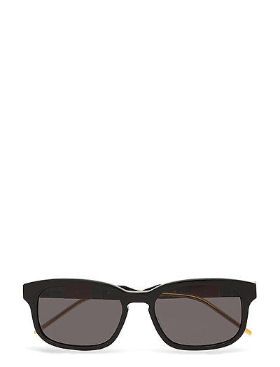 Gg0602s Wayfarer Sonnenbrille Schwarz GUCCI SUNGLASSES