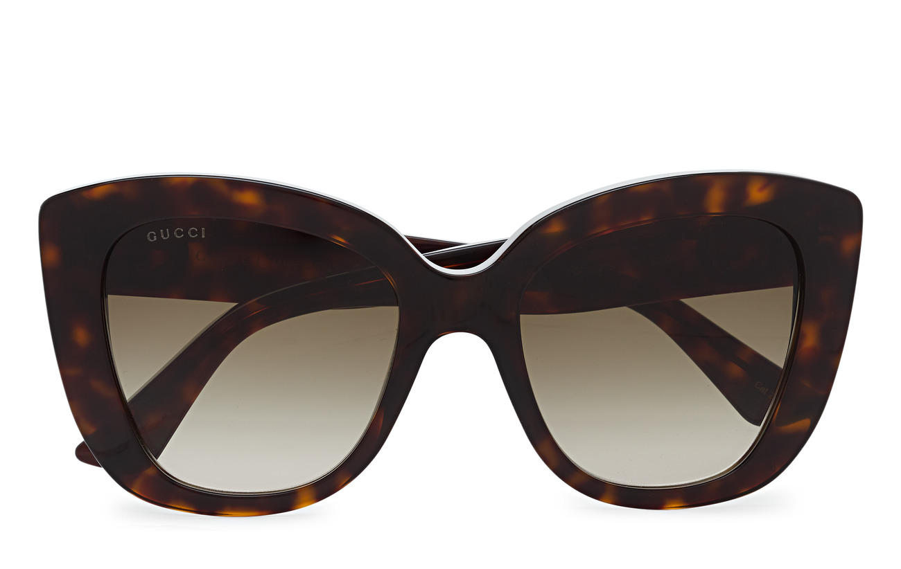 Gucci Sunglasses GG0327S - HAVANA-HAVANA-BROWN