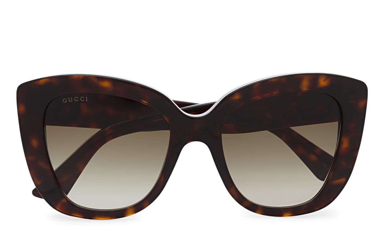 ebb10955fee5 Gg0327s (Havana-havana-brown) (240 €) - Gucci Sunglasses - | Boozt.com