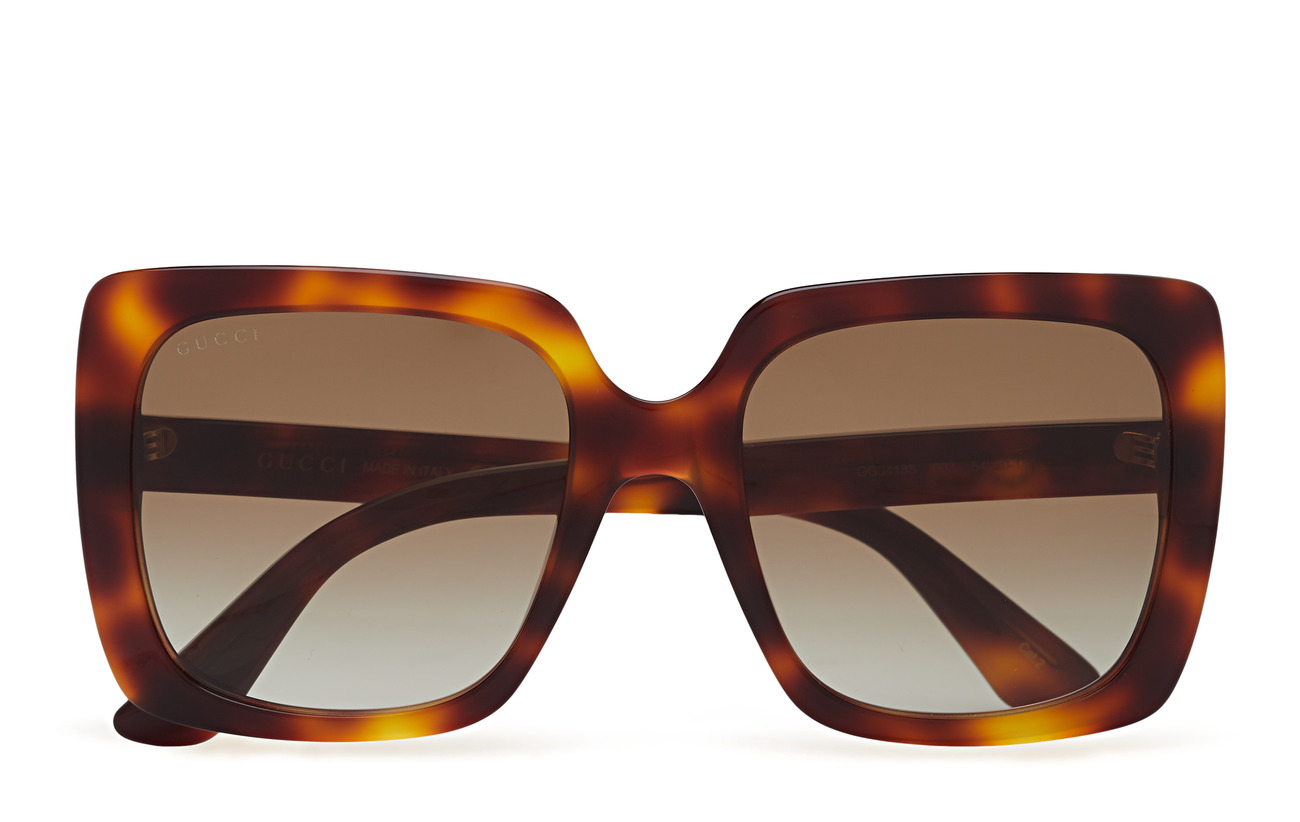 Gucci Sunglasses GG0418S - HAVANA-HAVANA-BROWN