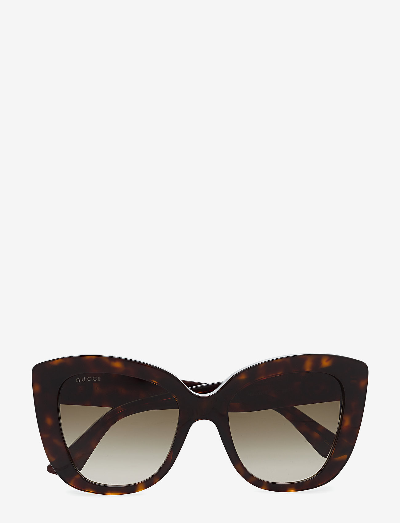 Gucci Sunglasses - GG0327S - cat-eye - havana-havana-brown - 0