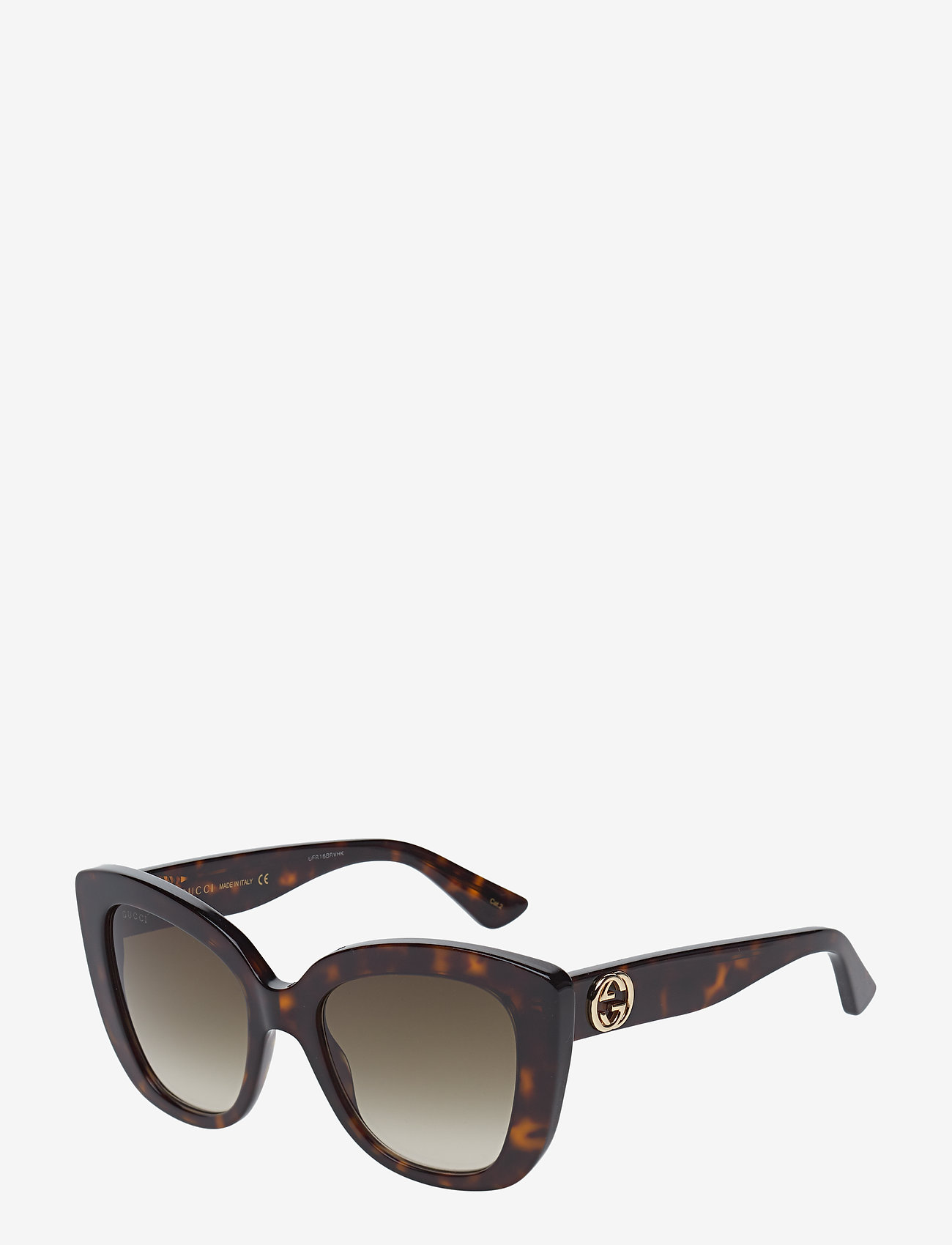 Gucci Sunglasses - GG0327S - cat-eye - havana-havana-brown - 1