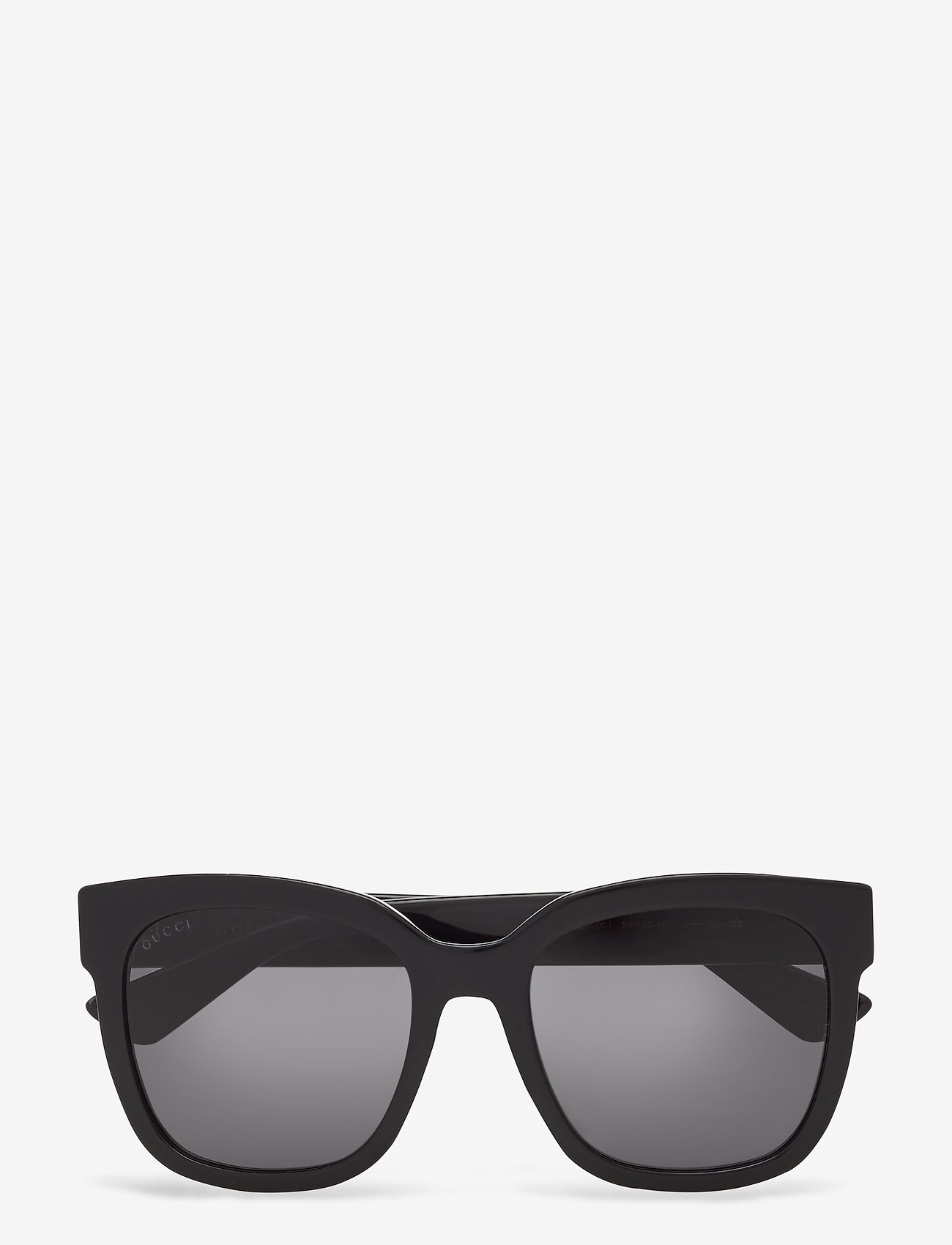 Gucci Sunglasses - GG0034S - d-muotoiset - black-black-grey - 0