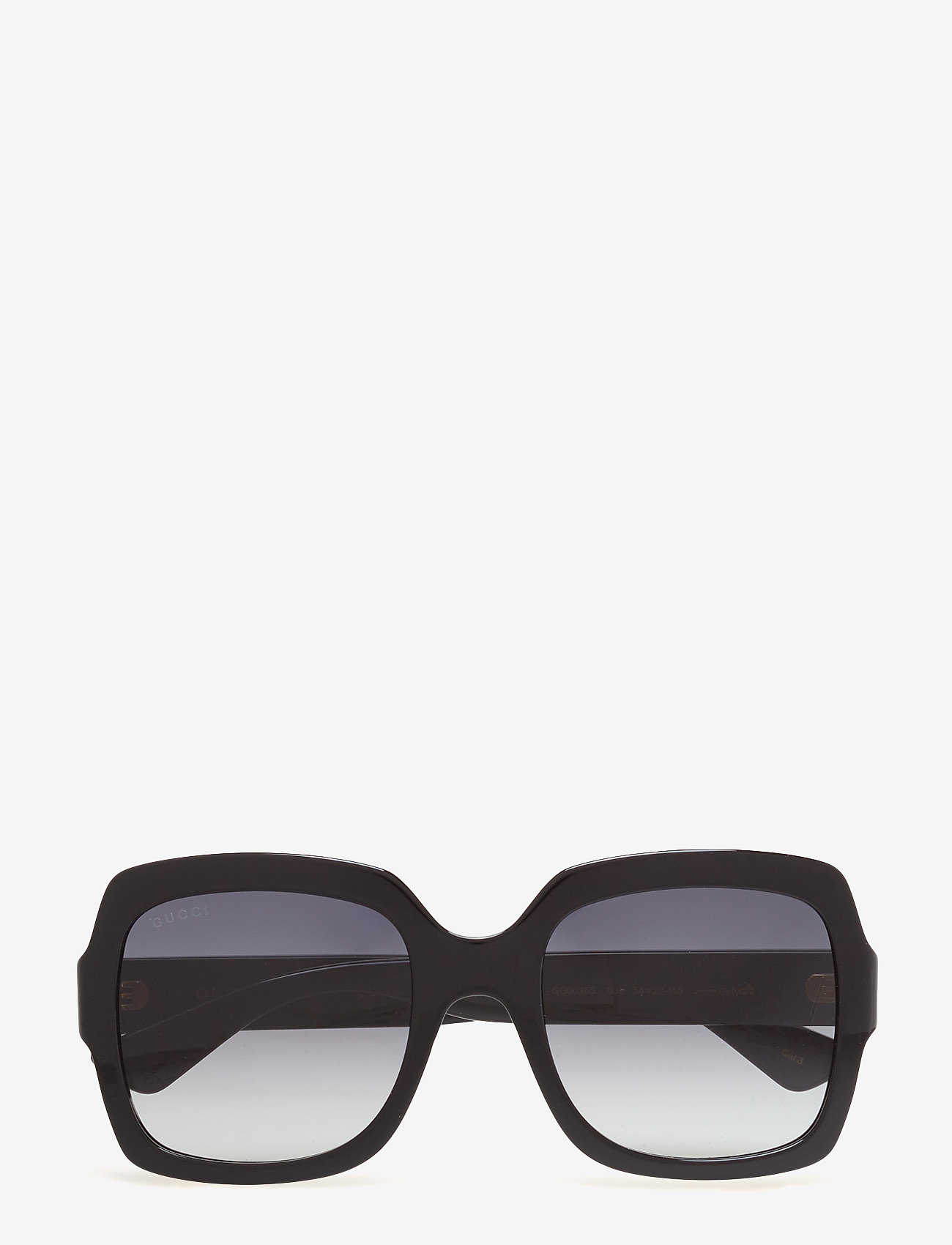 Gucci Sunglasses - GG0036S - black-black-grey - 0