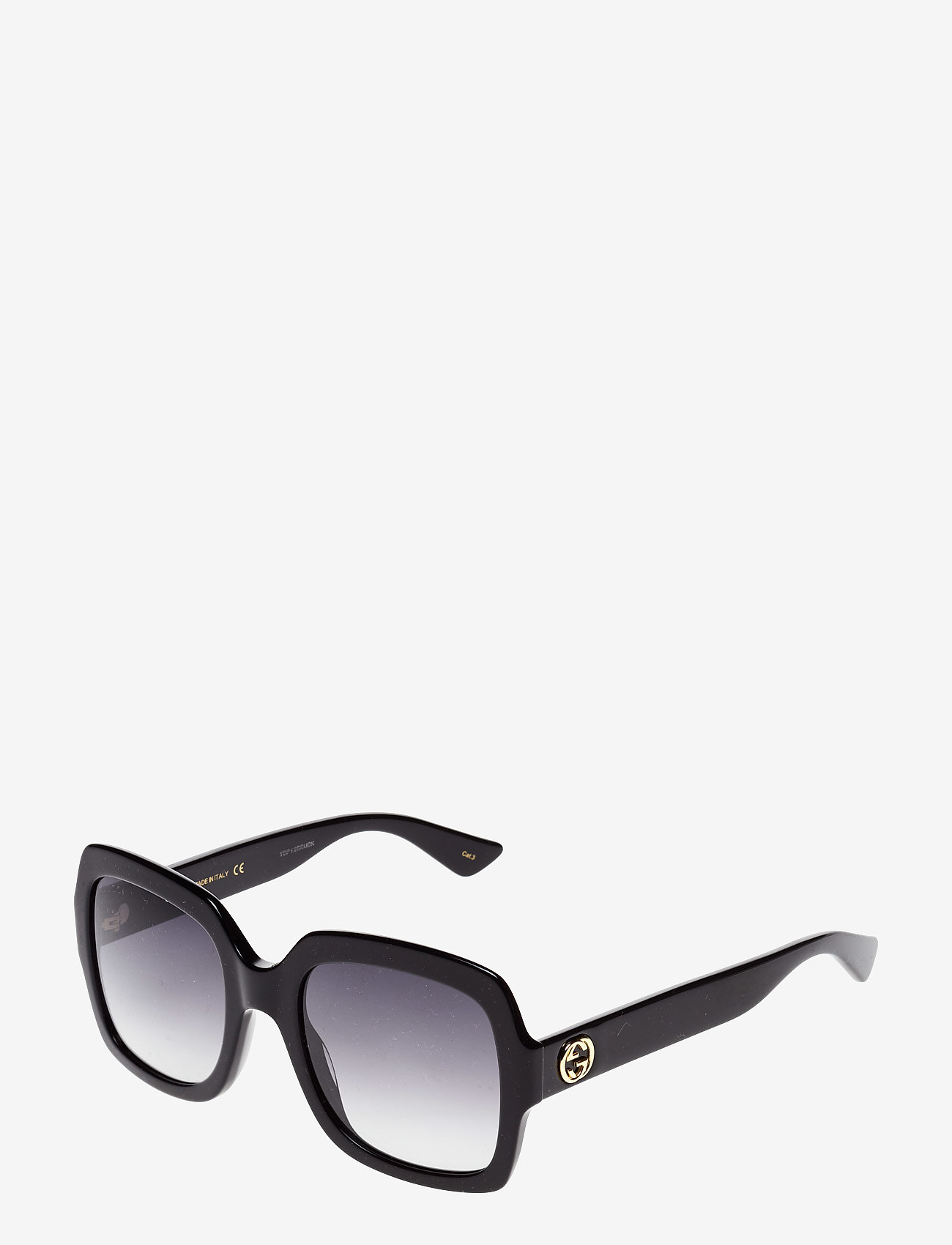 Gucci Sunglasses - GG0036S - black-black-grey - 1