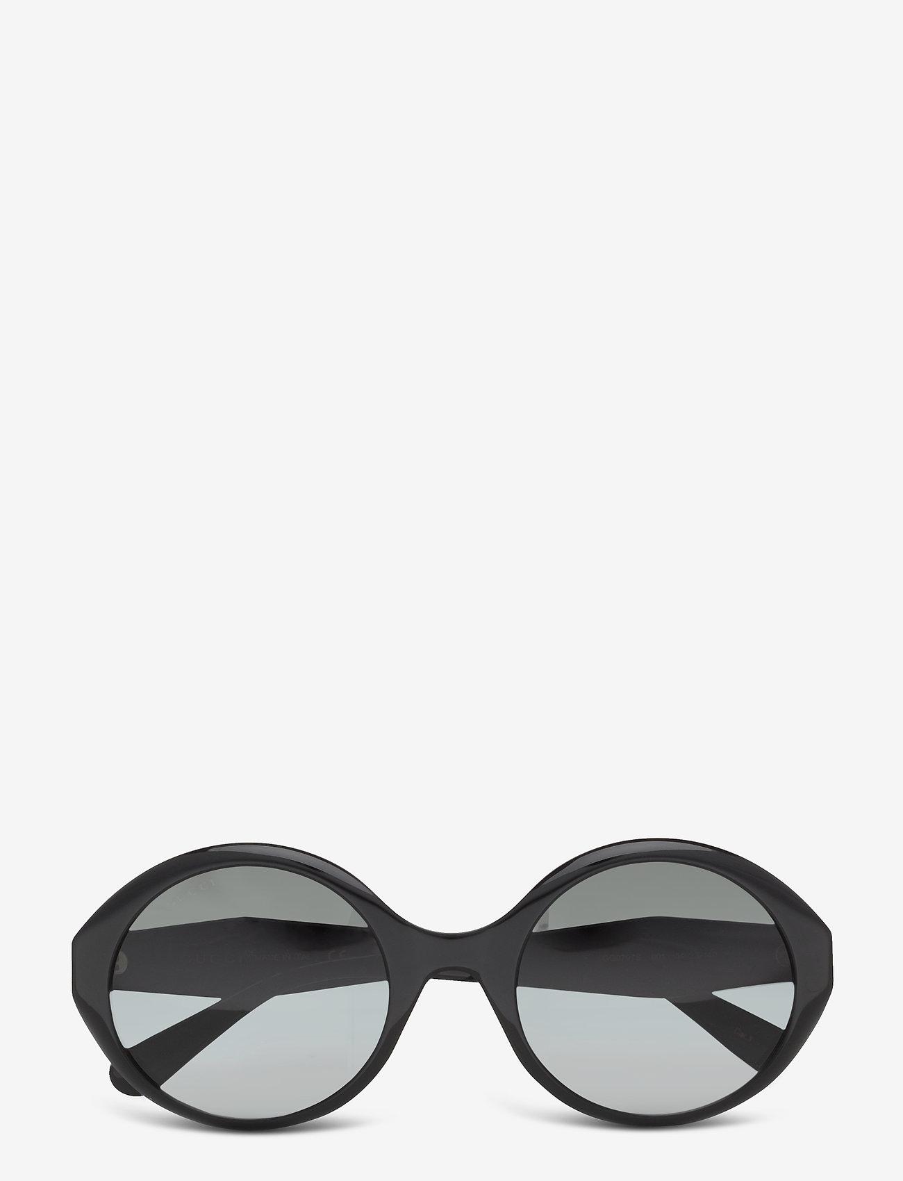 Gucci Sunglasses - GG0797S - rond model - black-black-grey - 0