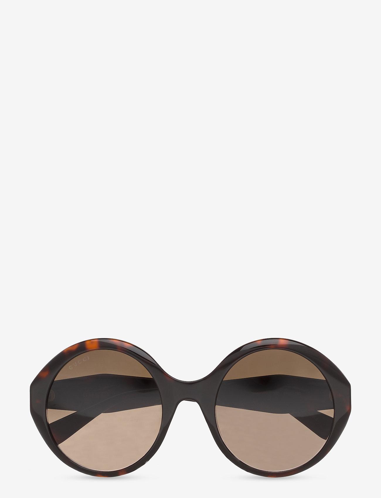 Gucci Sunglasses - GG0797S - rond model - havana-havana-brown - 0