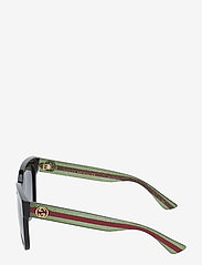 Gucci Sunglasses - GG0034S - black-green-grey - 2