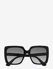 Gucci Sunglasses - GG0418S - square frame - black-black-grey - 0