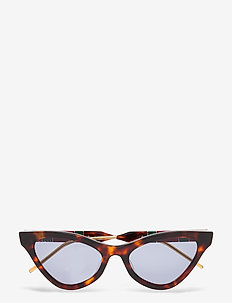 GG0597S - cat-eye - havana-havana-blue