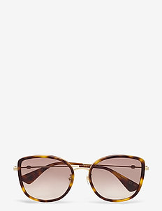 GG0606SK - d-shaped - havana-gold-brown