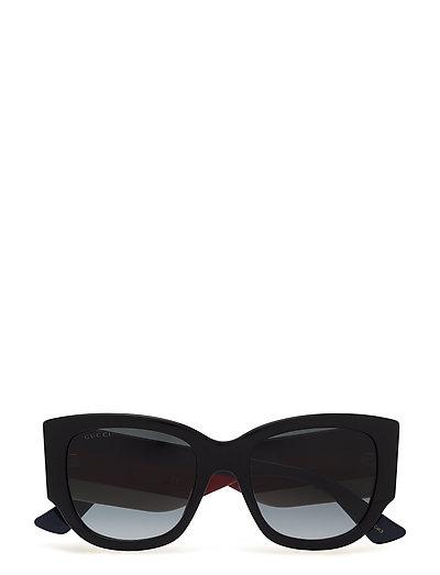 Gg0276s Wayfarer Sonnenbrille Schwarz GUCCI SUNGLASSES