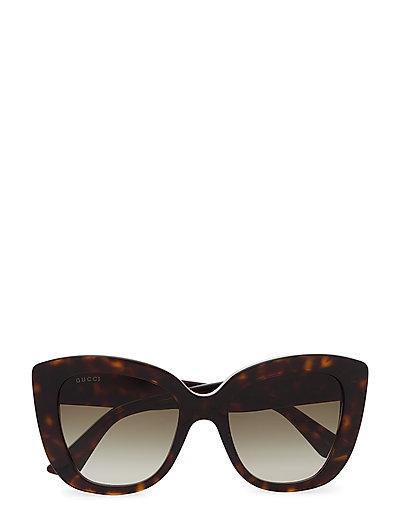 Gg0327s Sonnenbrille Braun GUCCI SUNGLASSES