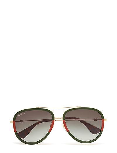 Gg0062s Pilotensonnenbrille Sonnenbrille Gold GUCCI SUNGLASSES