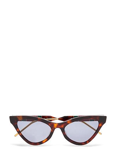 Gg0597s Sonnenbrille Braun GUCCI SUNGLASSES