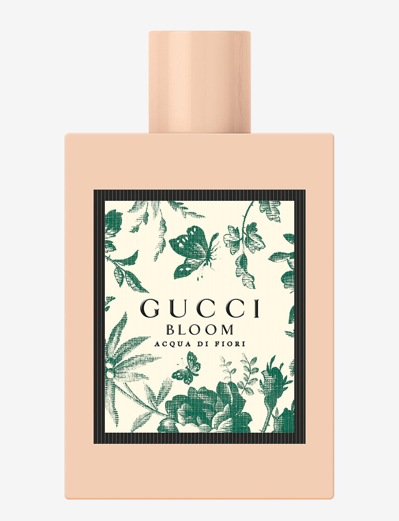 Gucci - BLOOM ACQUA DI FIORI EAU DE TOILETTE - eau de toilette - no color - 0