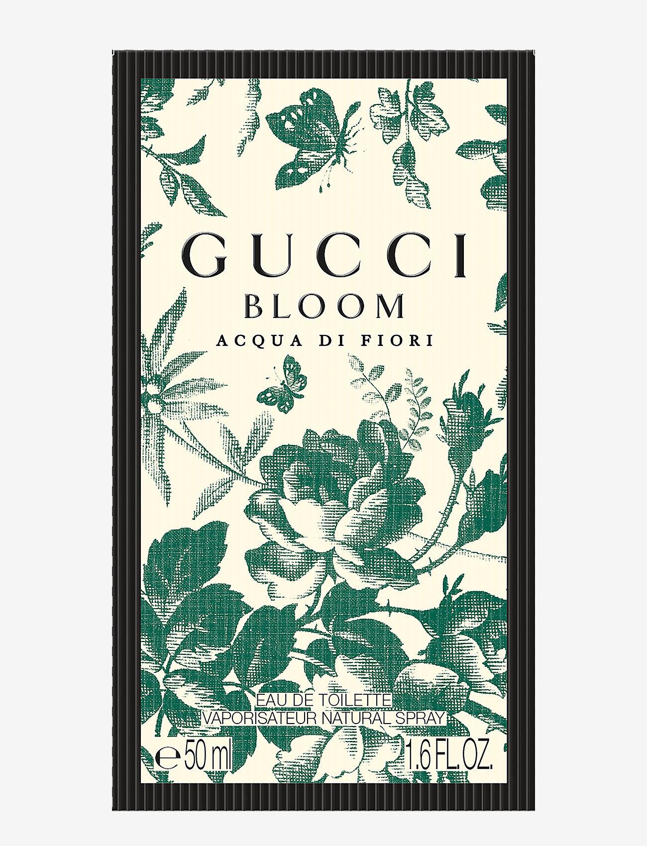 Gucci - BLOOM ACQUA DI FIORI EAU DE TOILETTE - eau de toilette - no color - 1