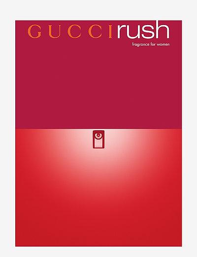 RUSH EAU DE TOILETTE - parfym - no color