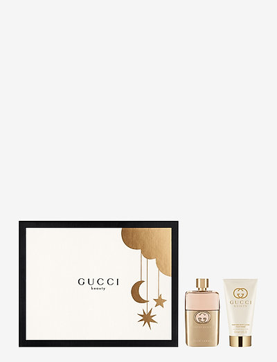 Guilty Pour Femme EdP Gift Set EdP 50 ml + Body Lotion 50 ml - tuoksusetit - clear