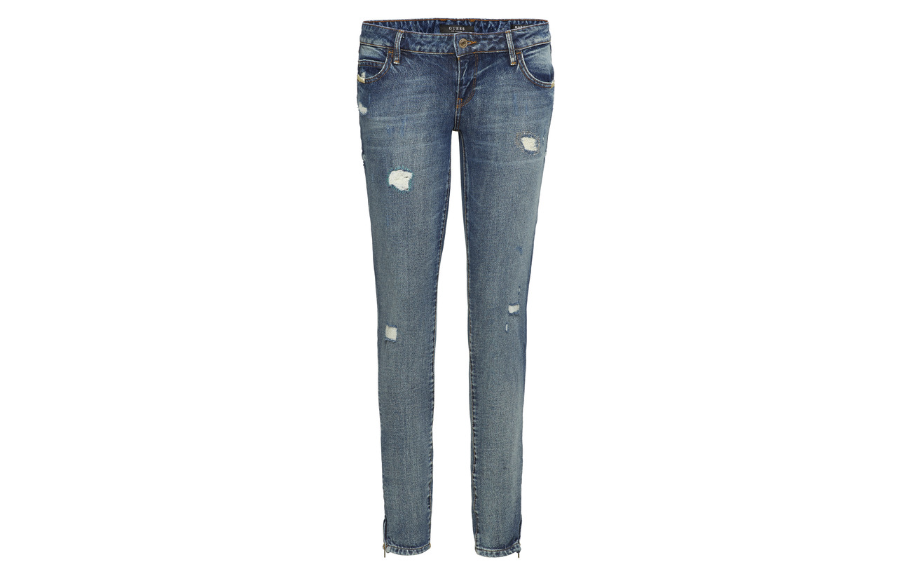 Elastane Jeans Zip 3 99 1 Marilyn Warped Guess Use Coton vzZAxZ