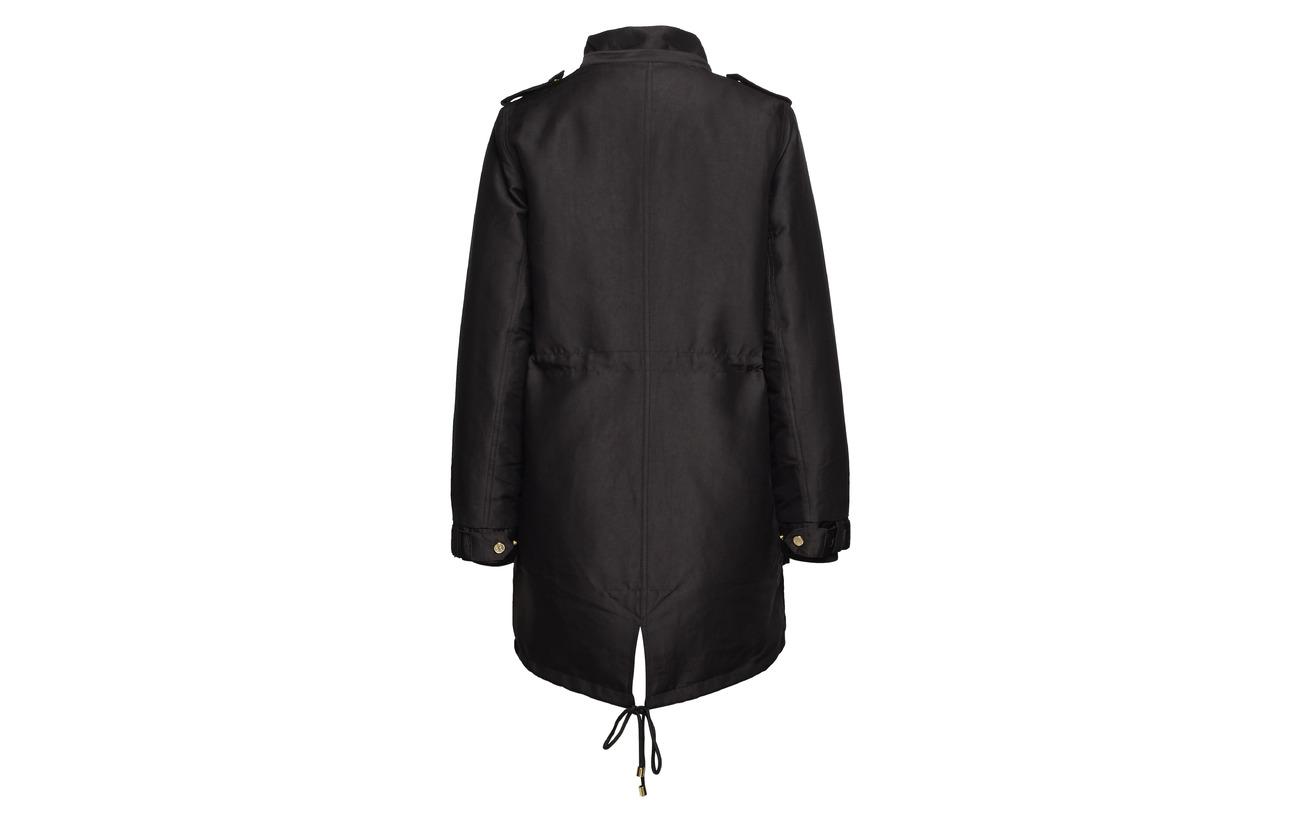 Akemi Polyester Jeans Coton Black Jet 52 5 A996 Parka Guess Polyamide 43 w50WFqxf5