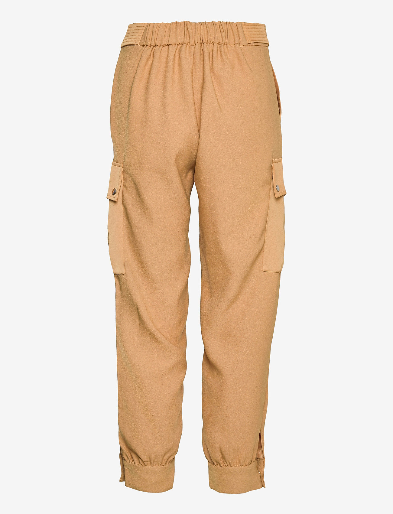 GUESS Jeans - PRESLEY TROUSERS - casual byxor - light caramel - 1