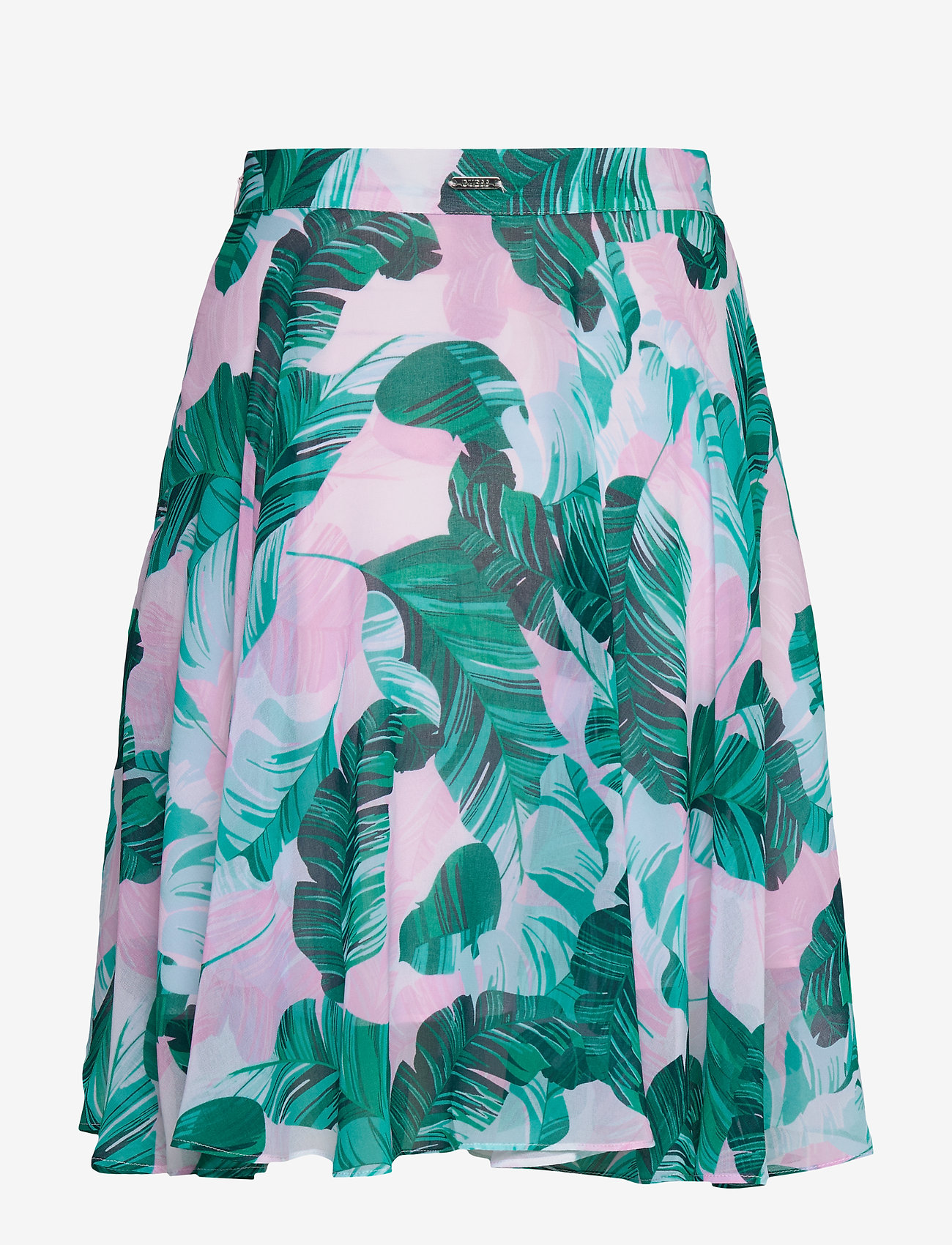 Grace Skirt (Hawaiian Leaves P) (329.40 kr) - GUESS Jeans OwamSRR6