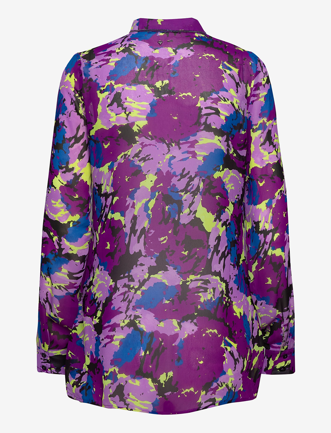 GUESS Jeans - LS CLOUIS SHIRT - chemises à manches longues - abstract flower p - 1