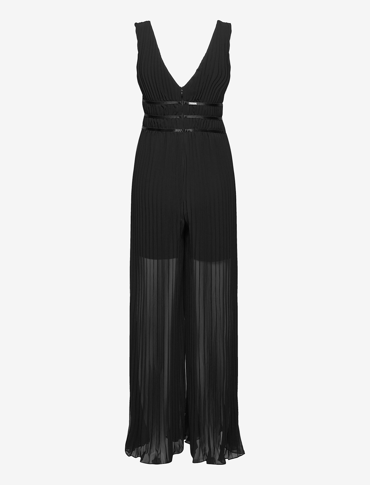 GUESS Jeans - LANA OVERALL - combinaisons - jet black a996 - 1