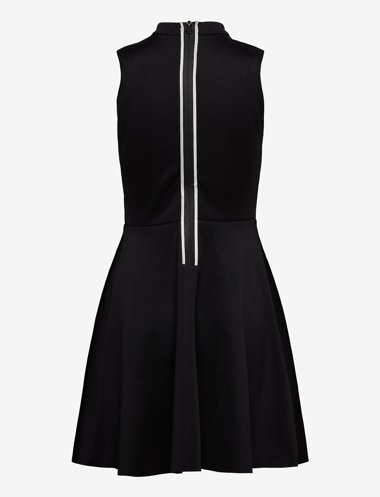 GUESS Jeans ENDORA DRESS - Kjoler JET BLACK A996 - Dameklær Spesialtilbud