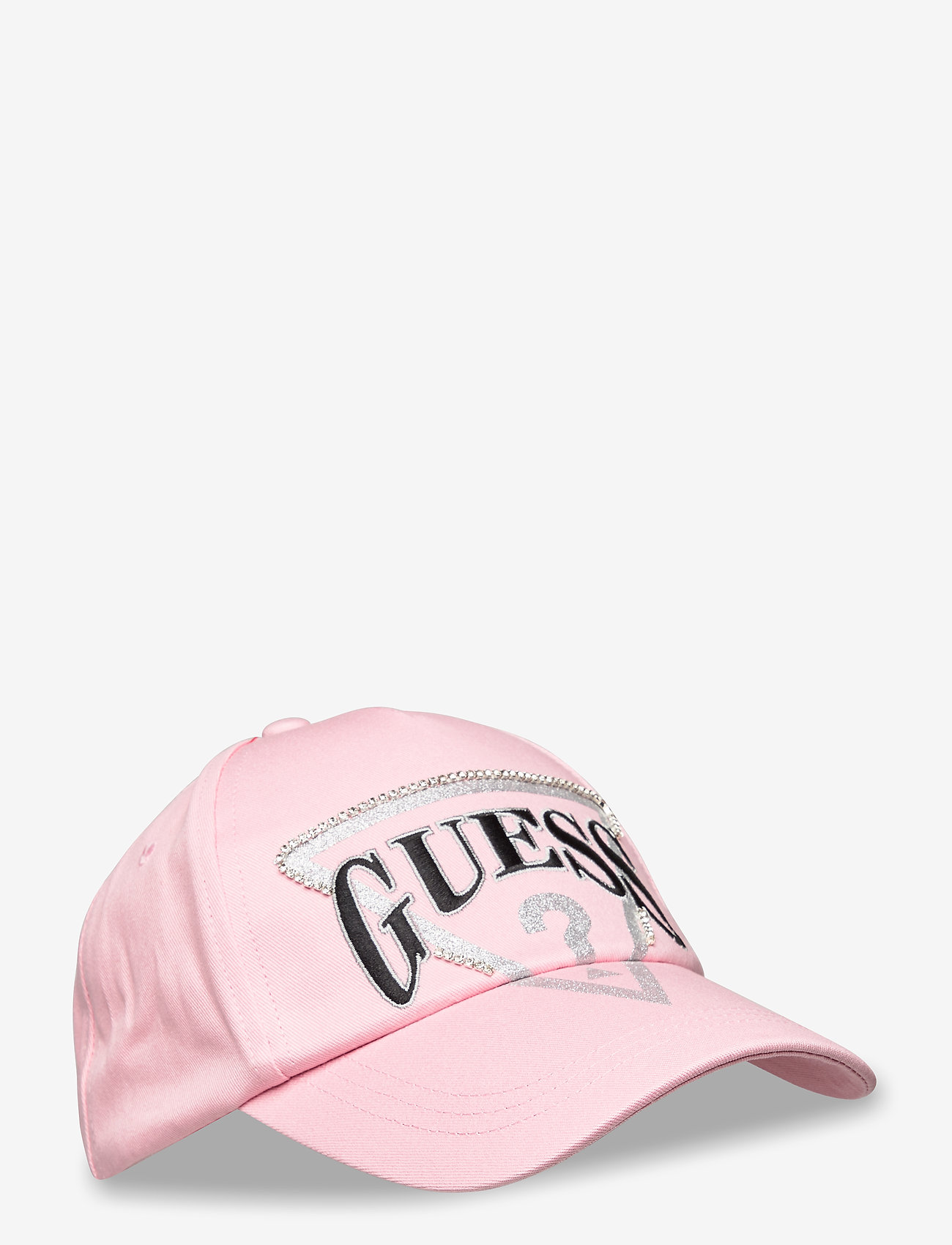 GUESS Jeans - PORTIA BRIGHT CAP - kasketter - glam pink - 0