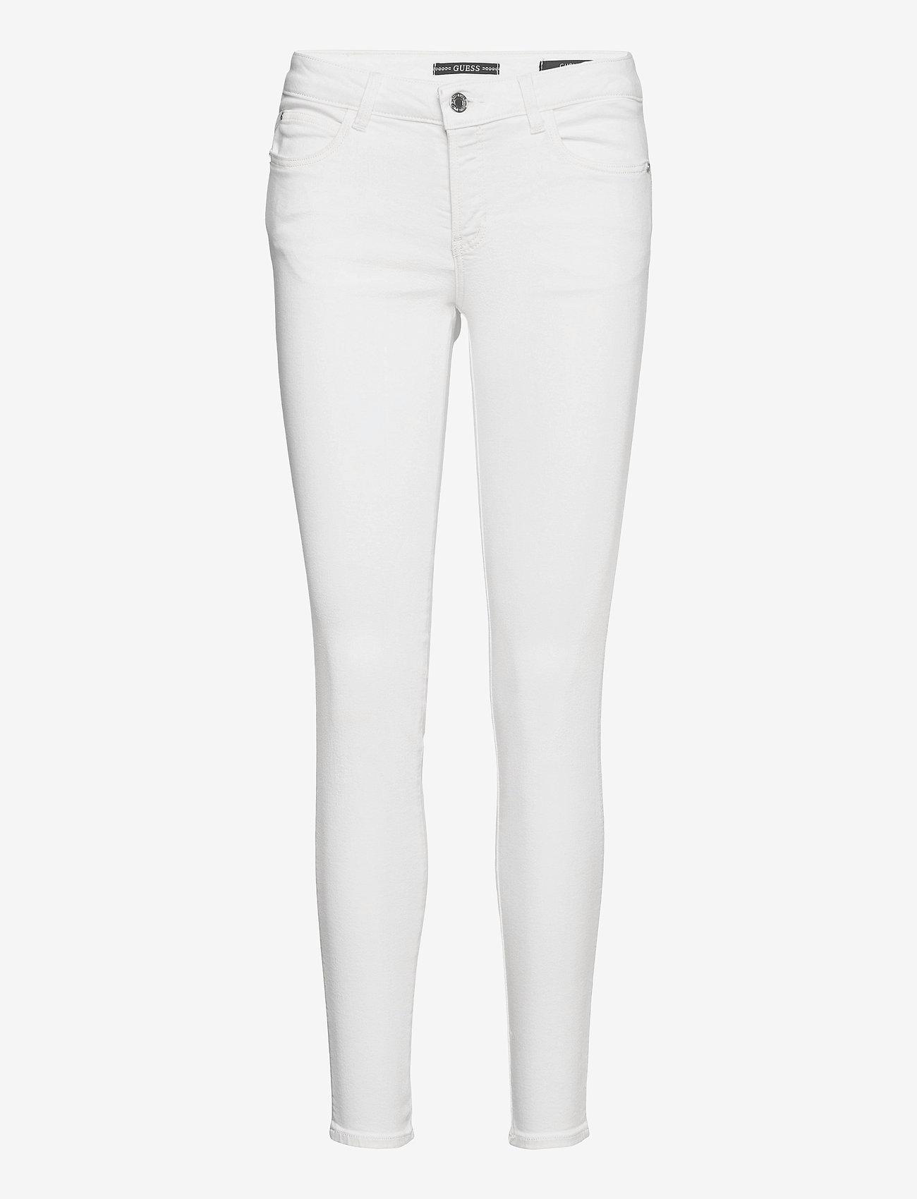GUESS Jeans - CURVE X - jeans slim - paper moon - 0
