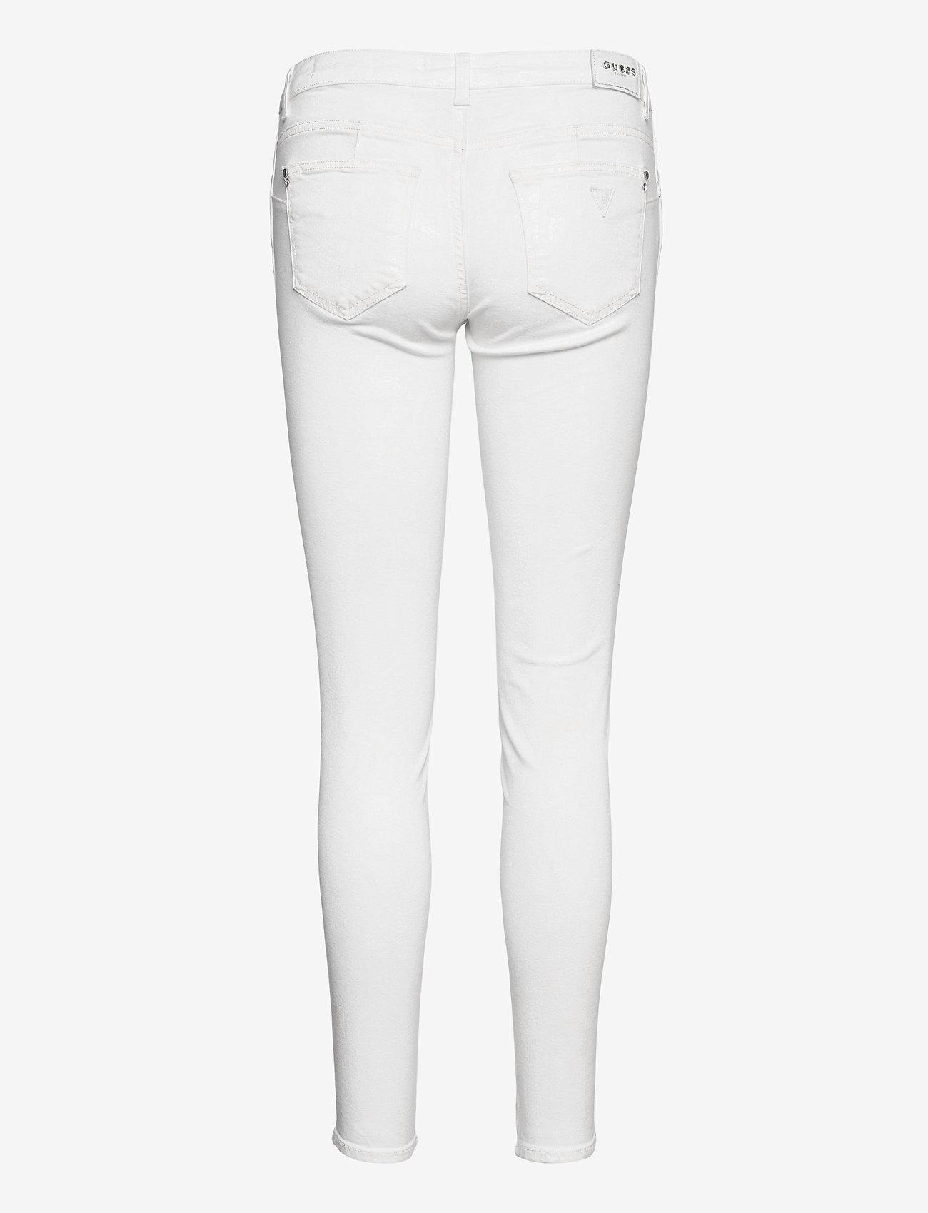 GUESS Jeans - CURVE X - jeans slim - paper moon - 1