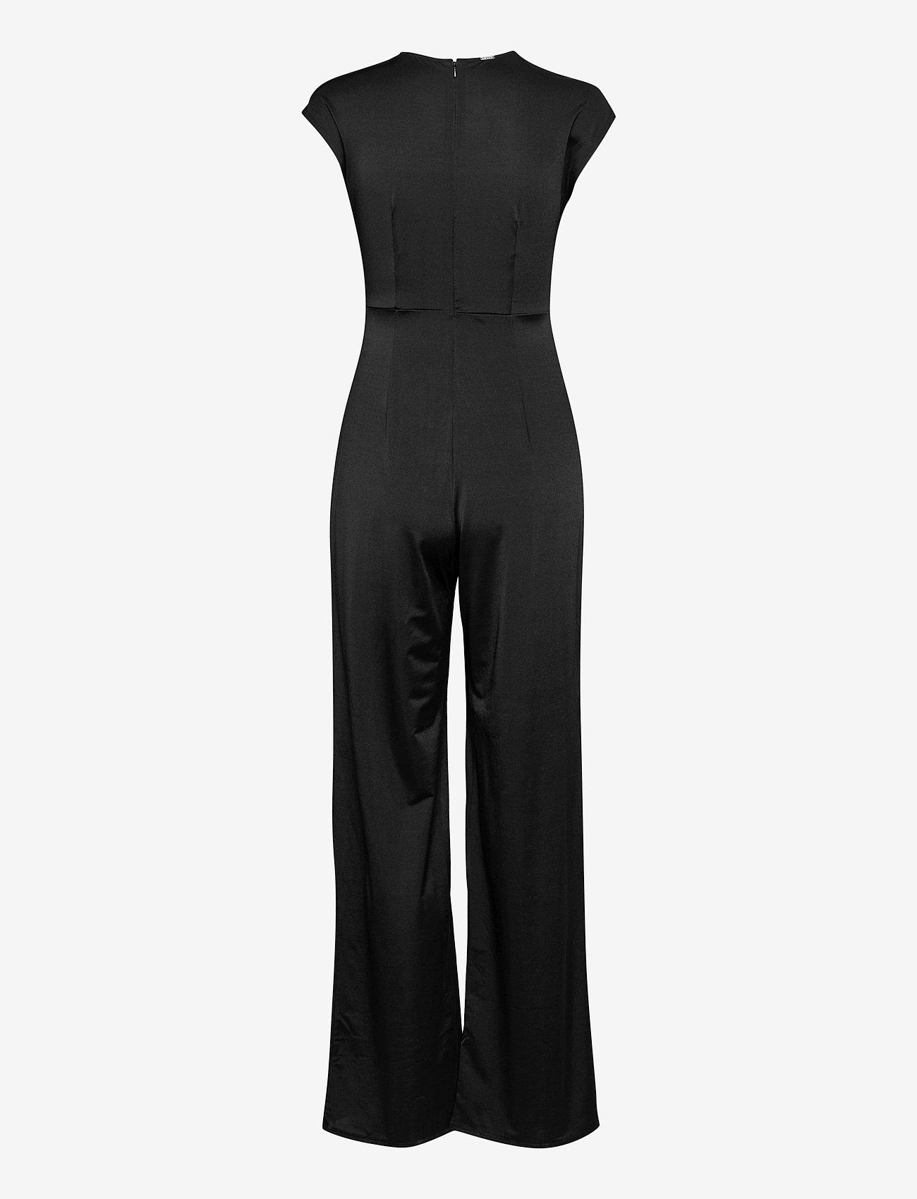 GUESS Jeans - ROSANNA JUMPSUIT - jet black a996 - 1