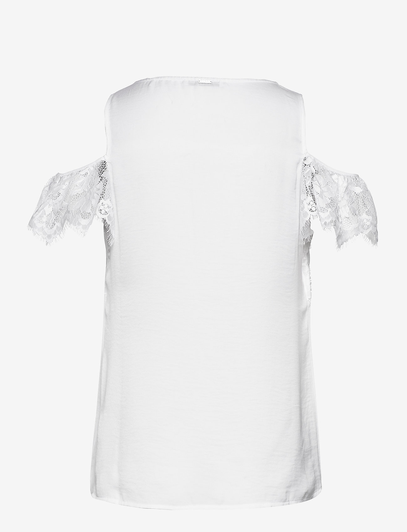 GUESS Jeans - SL MARIAH TOP - t-shirts - true white a000 - 1