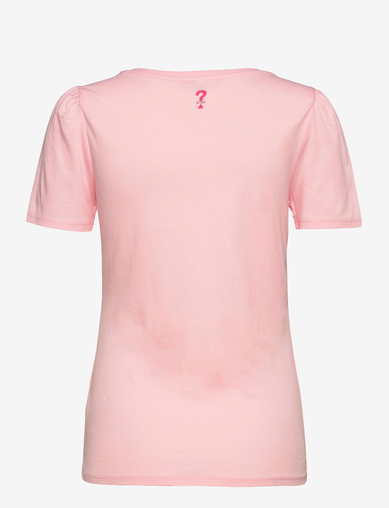 GUESS Jeans - SS CN MARISOL TEE - t-shirts - alabaster pink - 1