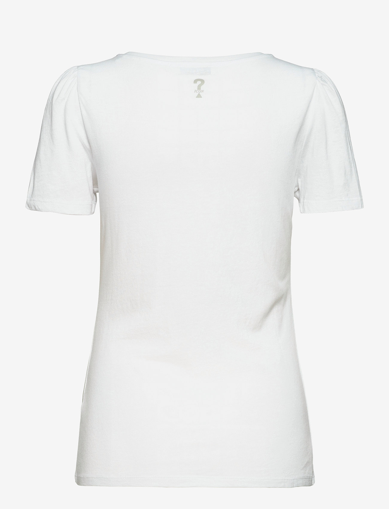GUESS Jeans - SS CN MARISOL TEE - t-shirts - true white a000 - 1