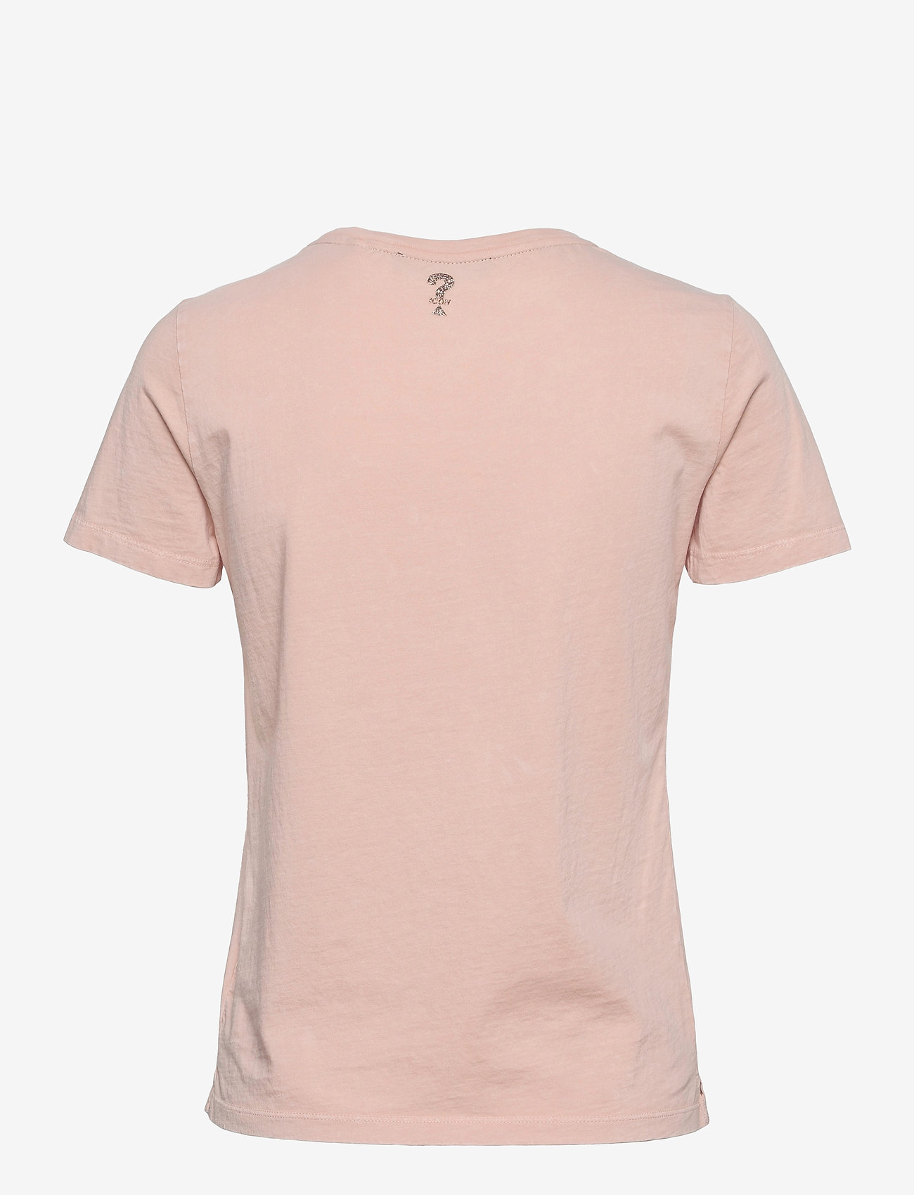 GUESS Jeans - SS CN PAULA TEE - strikkede toppe - acid blush dreams - 1