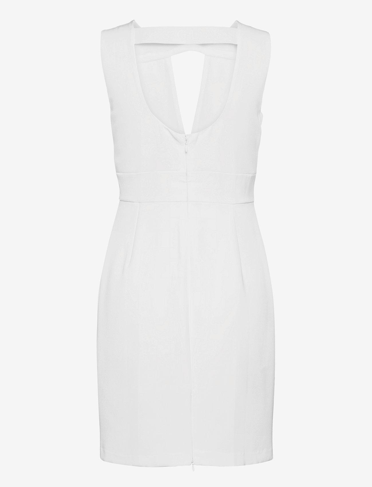 GUESS Jeans - PATTI DRESS - sommarklänningar - true white a000 - 1