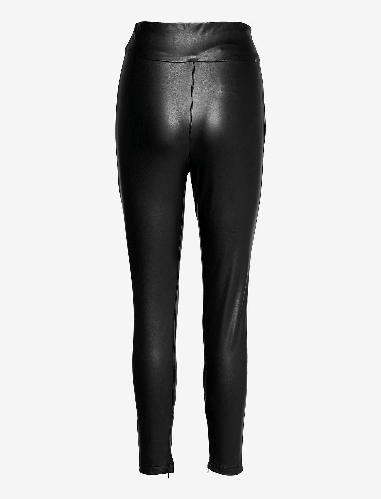 GUESS Jeans - PRISCILLA LEGGINGS - skinnbyxor - jet black a996 - 1