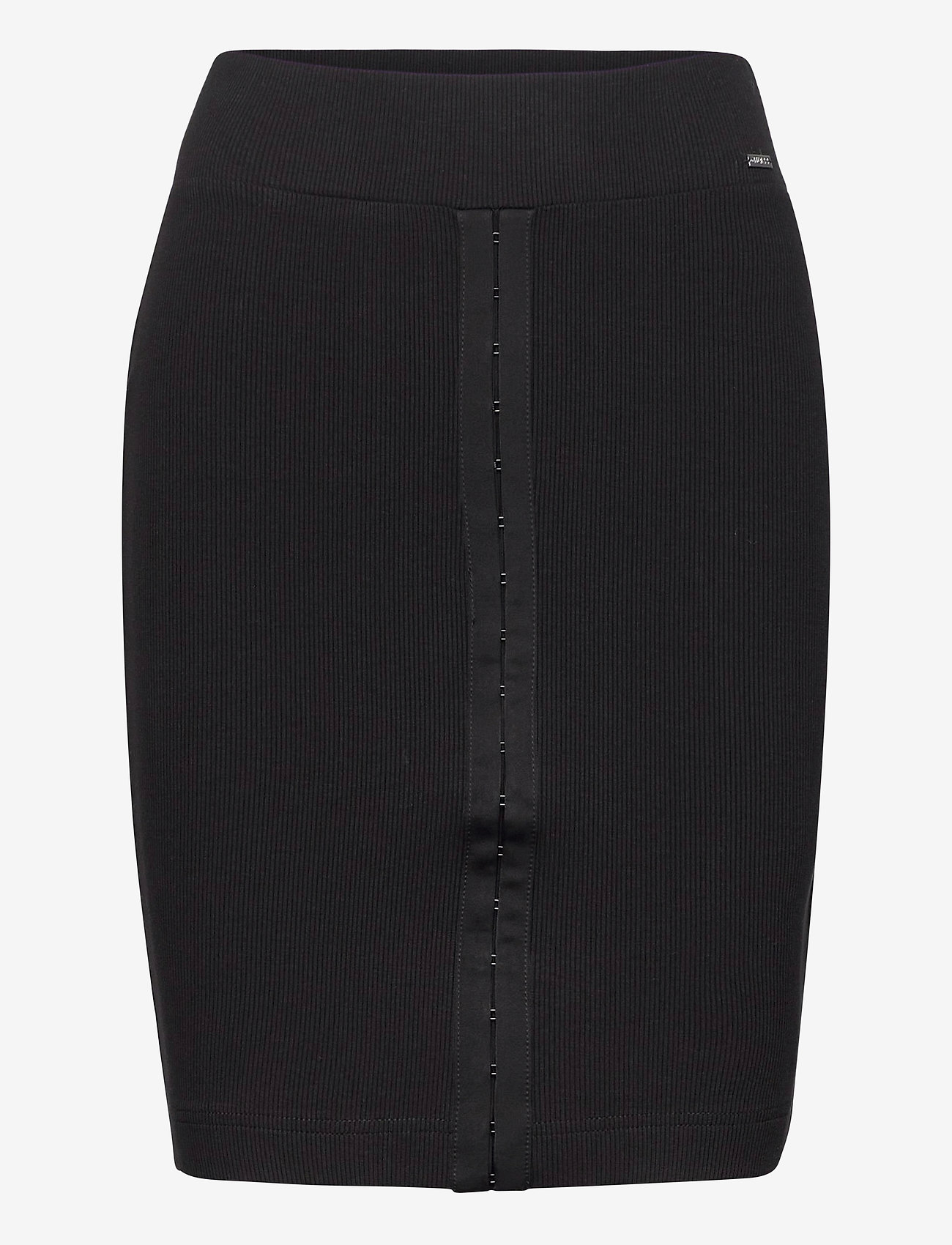 GUESS Jeans - TULAY SKIRT - jet black a996 - 0